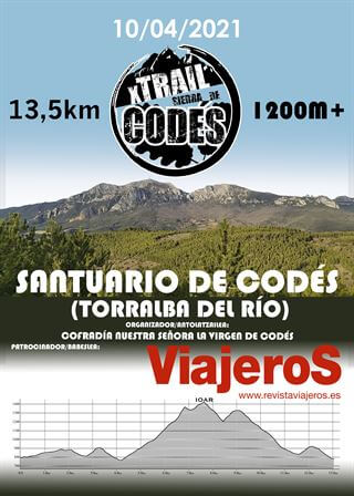 X Trail Sierra de Codigos