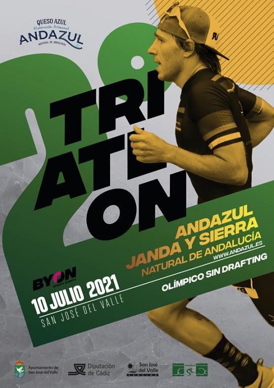 II Triatlón Janda Y Sierra San José Del Valle