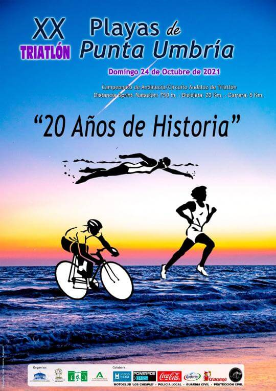 XX Triatlón Playas De Punta Umbría