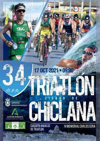 XXXIV Triatlón Ciudad de Chiclana