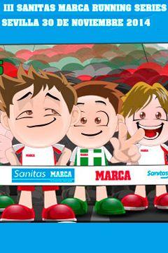 Carrera III Sanitas Marca Running Series Sevilla