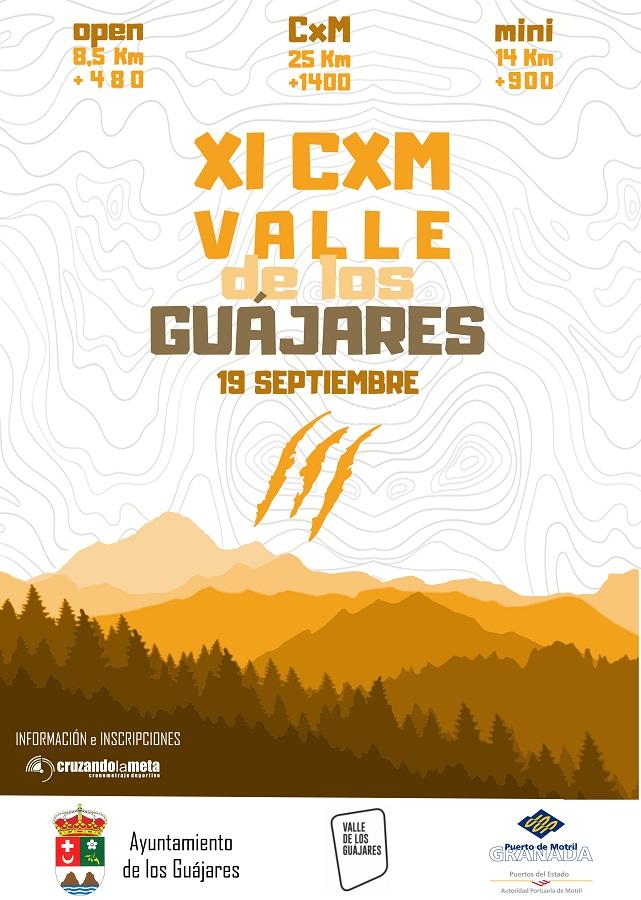 XI CxM Valle de los Guájares