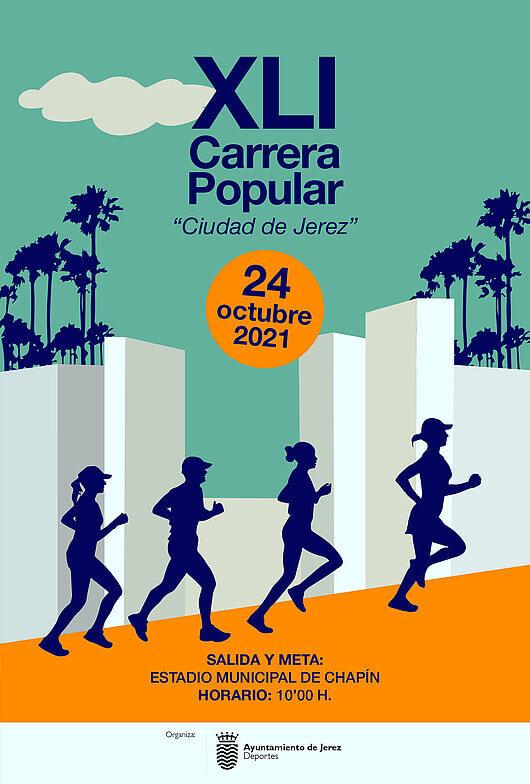 XXXXI Carrera Popular Ciudad de Jerez