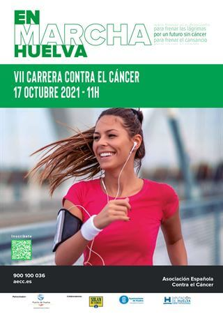 VII AECC en Marcha Huelva