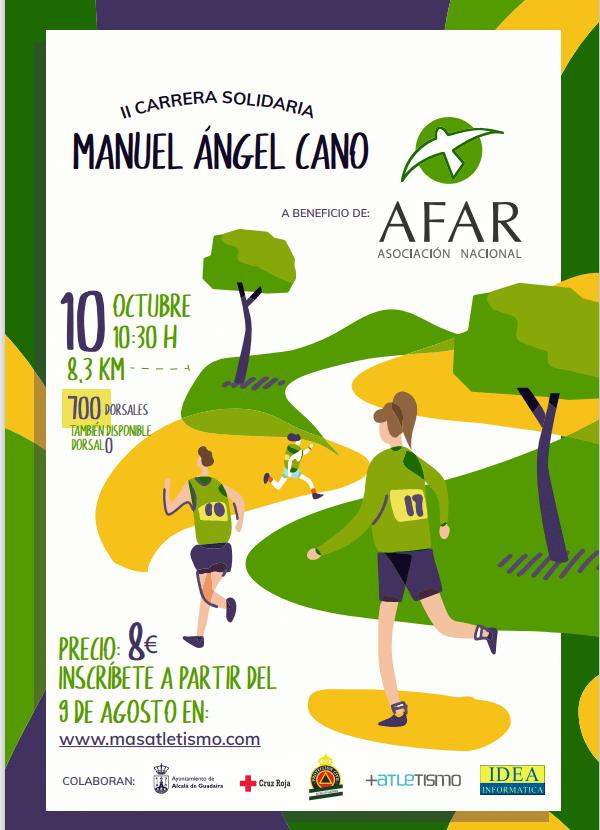 II Carrera Solidaria Manuel Ángel Cano
