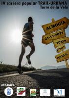 IV Carrera Popular Trail Urbana Torre de la Vela de Almogía