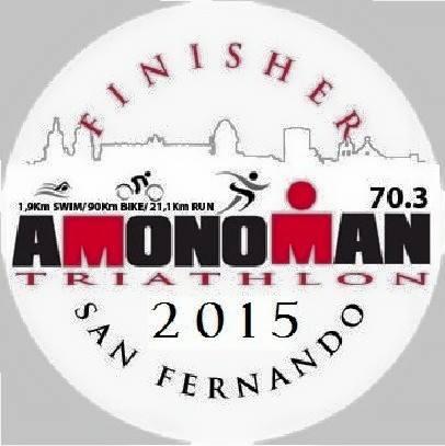 Carrera Amonoman 2015
