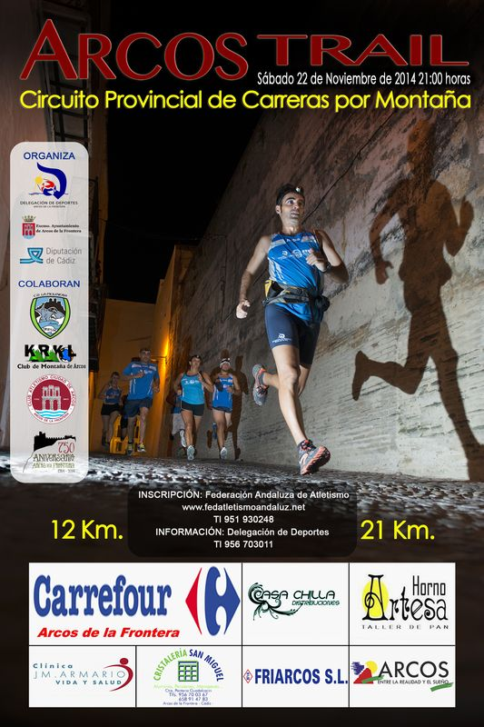 Carrera Arcos Trail