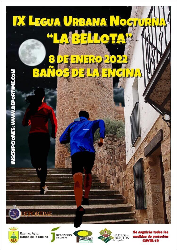 IX Legua Urbana Nocturna La Bellota