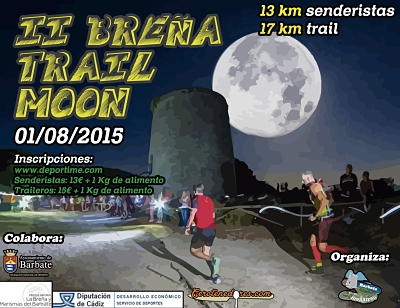 Carrera II Breña Trail Moon