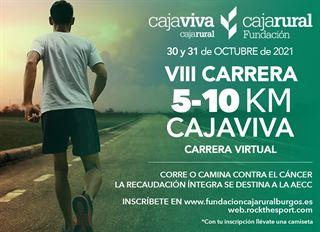 VIII Carrera Virtual Cajaviva