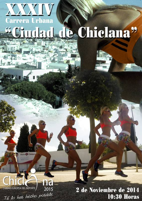 Carrera XXXIV Carrera Urbana Ciudad de Chiclana