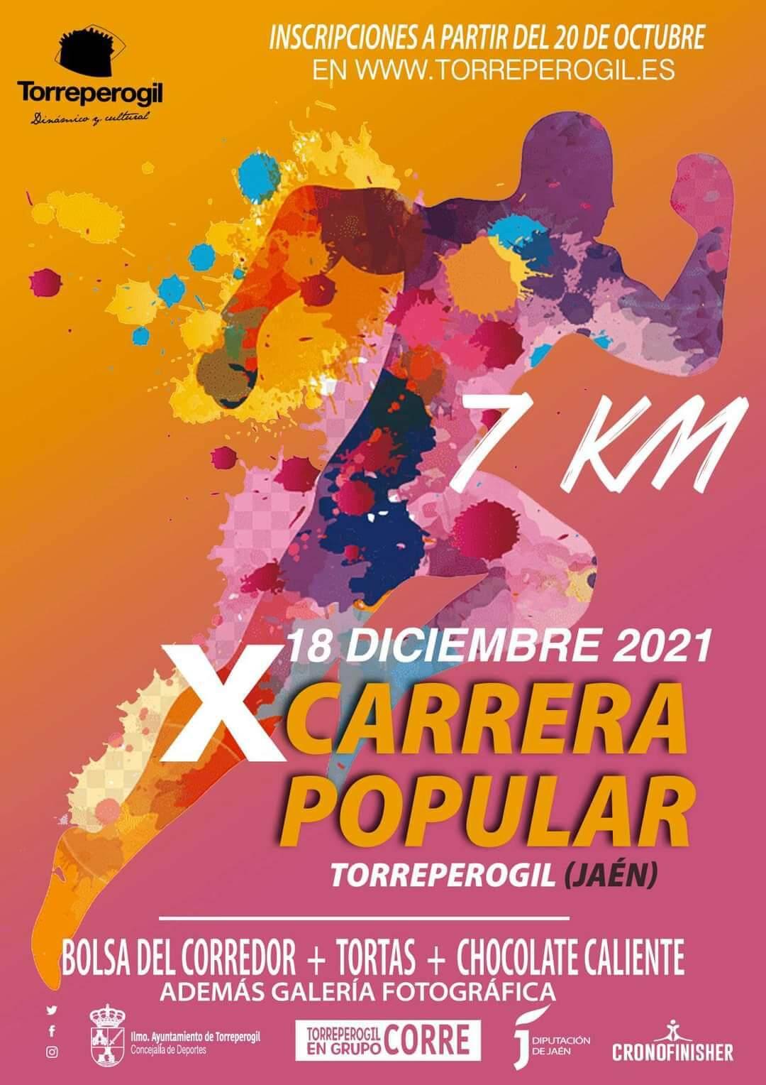 Carrera Popular Torreperogil