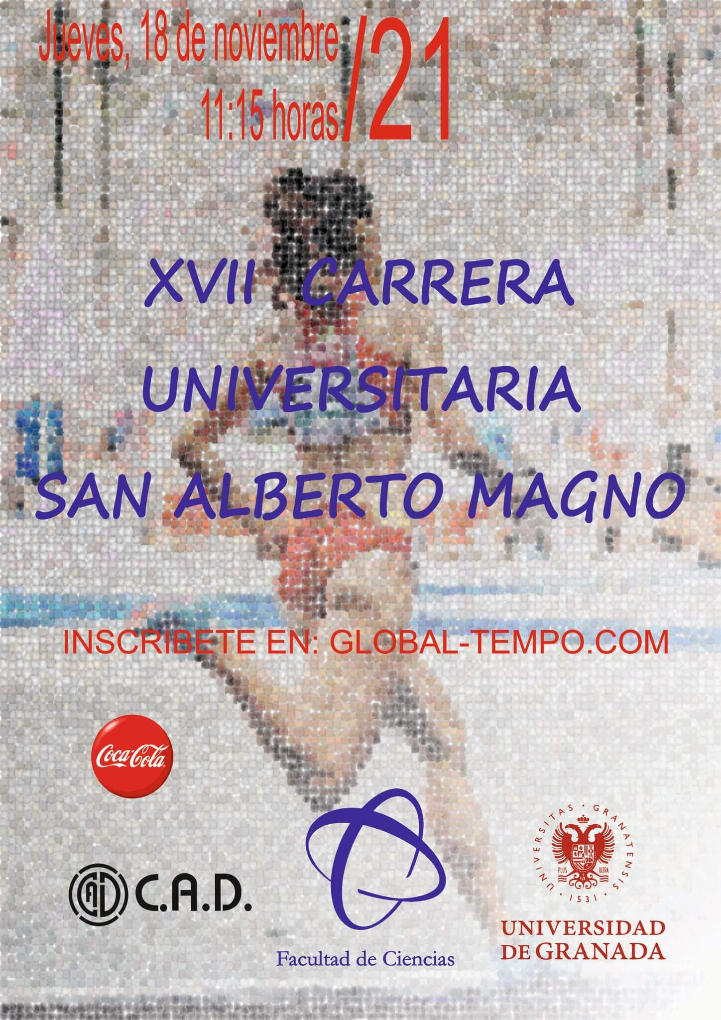 XVII Carrera Universitaria San Alberto Magno