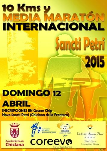 Carrera I 10 kms Internacional Novo Sancti Petri