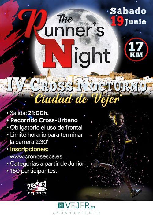 IV Cross Nocturno Ciudad de Vejer