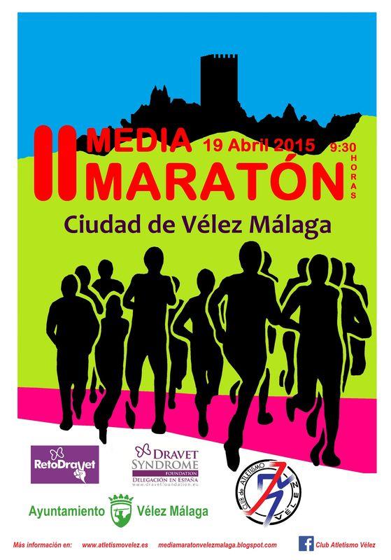 Carrera II Media Maratón Vélez Málaga