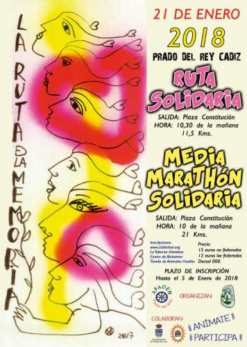 Media Maratón Prado del Rey