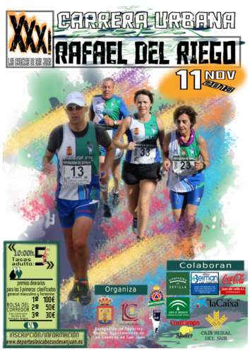 XXXI Carrera Urbana Rafael del Riego