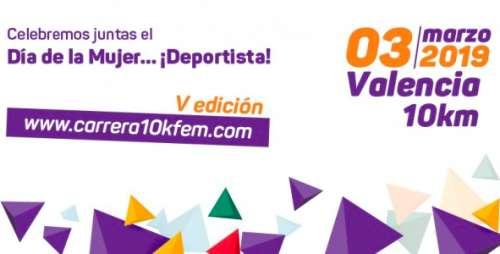 Carrera 10KFem – Valencia