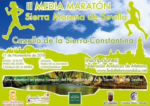 III Media Maratón Sierra Morena de Sevilla
