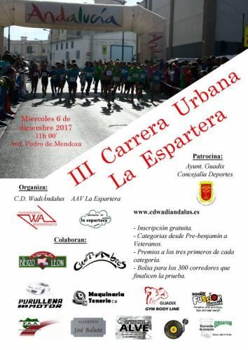 III Carrera Urbana La Espartera