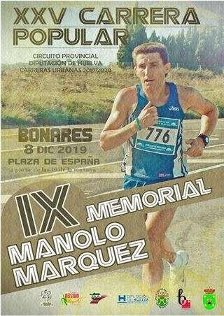 XXV Carrera Popular Bonares