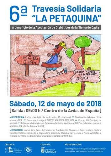 VI Travesía Solidaria La Petaquina