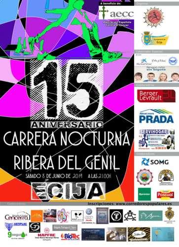 XV Carrera Nocturna Ribera del Genil