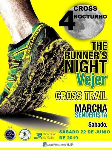 Carrera IV Cross Nocturno Ciudad de Vejer