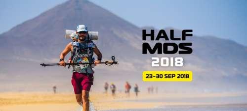 Half Marathon des Sables 2018