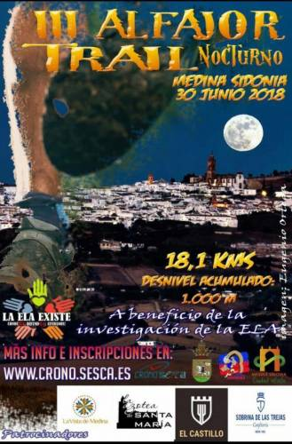 III Alfajor Trail Nocturno
