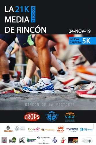 X Media Maratón Rincon de la Victoria