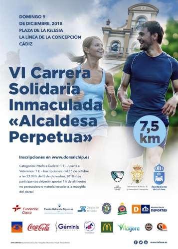 VI Carrera Popular Solidaria Inmaculada