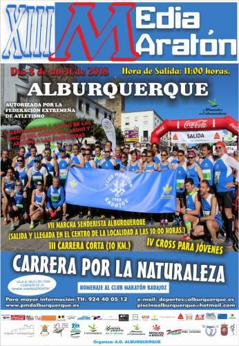 XIII Media Maratón de Alburquerque