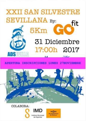 XXII San Silvestre Sevillana