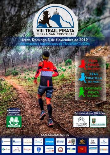 Carrera VIII Trail Pirata Sierra San Cristobal