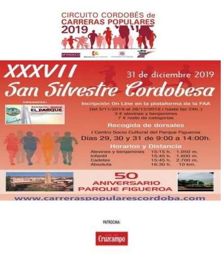 XXXVII San Silvestre Cordobesa