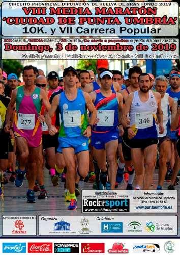 VIII Media Maratón Ciudad de Punta Umbría