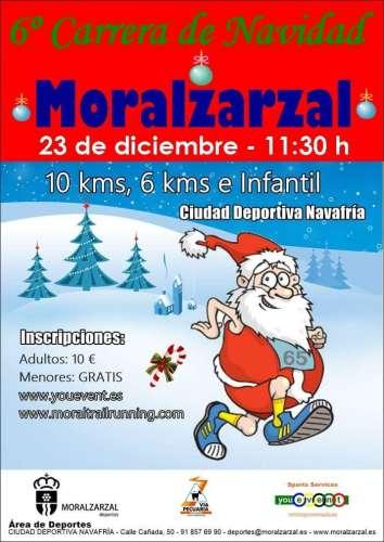 VI Carrera de Navidad Moralzarzal