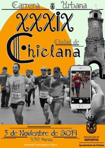XXXIX Carrera Urbana Ciudad de Chiclana