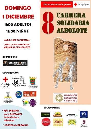 Carrera VIII Carrera Solidaria de Albolote