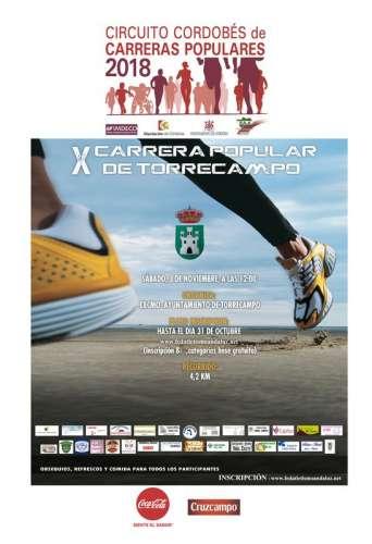 X Carrera Popular de Torrecampo