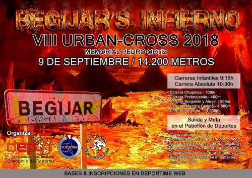 VIII Urban-Cross Begíjar Infierno