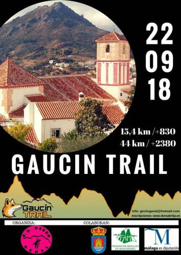 I Gaucin Trail