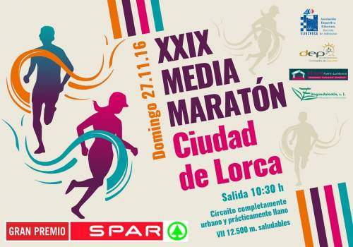 XXIX Media Maratón de Lorca