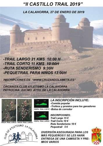 II Castillo Trail