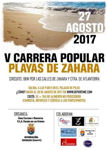 V Carrera Popular Playas de Zahara