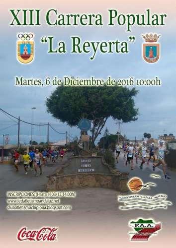 XIII Carrera Popular La Reyerta