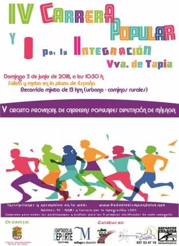 4ª Carrera Popular Villanueva de Tapia